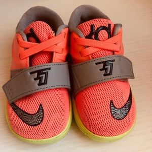 Nike Shoes - SOLD: Toddler 5C KD's